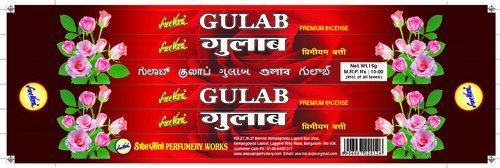 GULAB Incense Stick