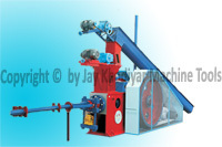 BRQ-9075 Briquetting Machine