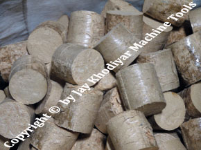 Renewable Briquette