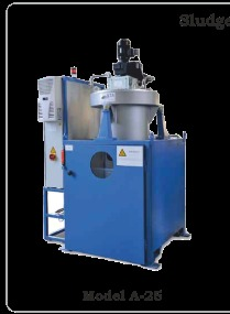 coolant cleaning machine