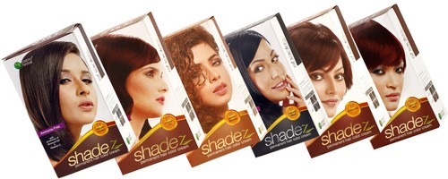 Shadez Hair Color Cream