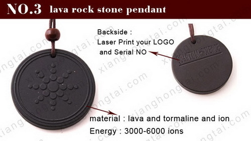 High Power Quantum Energy Pendants