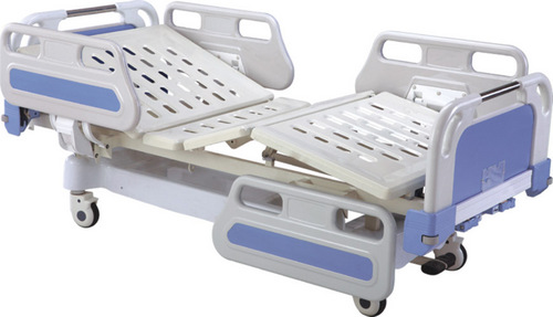 Primo Fowler Bed Manual With Circulated Central Braking System