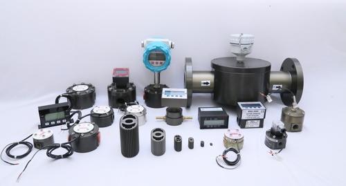 Fuel Flow Sensor Oval Gear Type