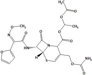 Cefuroxime Axetil EP Impurity A