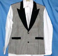 Full Shirt with Overcoat