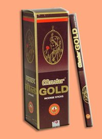 Master Gold Incense Sticks