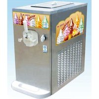 Single Flavor Soft Ice Cream Machine