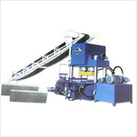 Paving Forming Stone Machine
