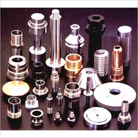 Cnc Turned Precision Parts