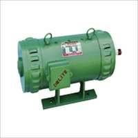 Long Type Dc Motor With Out Blower