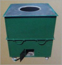 STEEL SQUARE DRUM TANDOOR