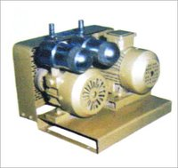 DRY TYPE VACUUM PUMP