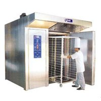 Double Rotary Rack Ovens