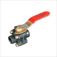 Screwed/Socket Weld Ends Ball Valves