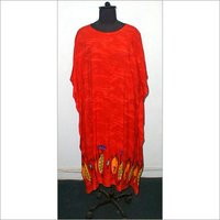 Rayon Kaftan