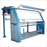 Cloth Inspection Folding Cum Rolling Machine