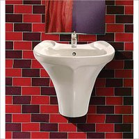 WALL HANGING WASH BASIN