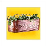 Iron Wall Planter