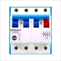 MINIATURE CIRCUIT BREAKER (MCB)