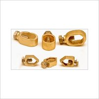 Brass Earth Clamp