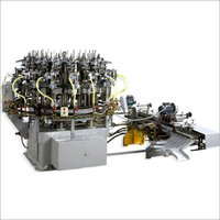 16 HEAD AMPOULE FORMING MACHINE