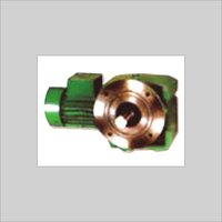 Worm Reduction Geared Motors