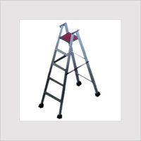 Light Weight Auto Folding Ladder
