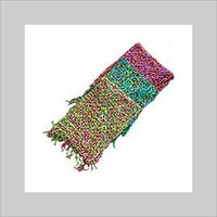 Multicolored Silk Stoles