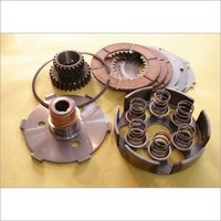 Clutch Plate And Assembly