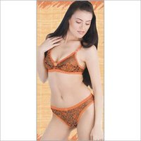 DESIGNER LADIES LINGERIE SET