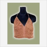 Womens Leather Blouses