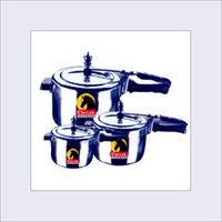 Mirror Finish Pressure Cooker