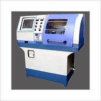 CNC Trainer Lathe Machine PC based