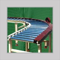Roller Bend Conveyors