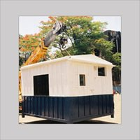 CES 8 X 10 Portable Cabins