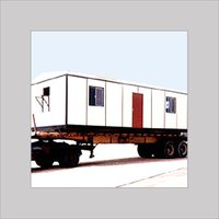 CES 8 X 40 Portable Cabins