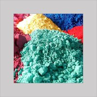 Organic Colored Pigments