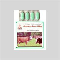 Anthelmintic For Cattles Albendazole-2500