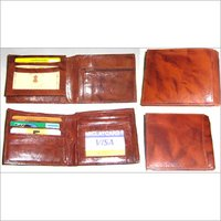 Goat Leather Wallet