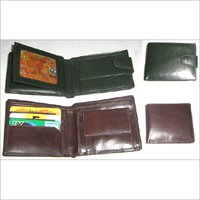 Cow Analin Leather Wallet