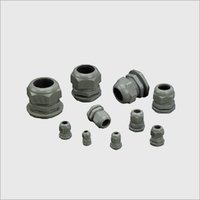 Flexible Grey Cable Glands