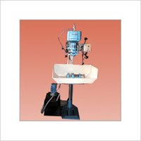 Scientific Glass Drilling/Grinding Machine