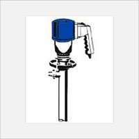 Electric Motorised Barrel Pump