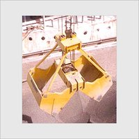 Material Handling Grabbing Crane