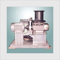 Industrial Capstans