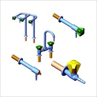 Three Way Water Fittings