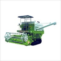 Track Combine Harvester