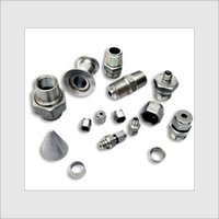 Cnc Machined Compression Fittings
