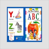 Children's English Alphabet Books